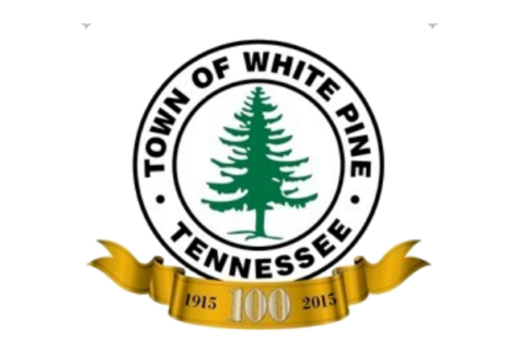 Seal of White Pine, TN, in Jefferson County