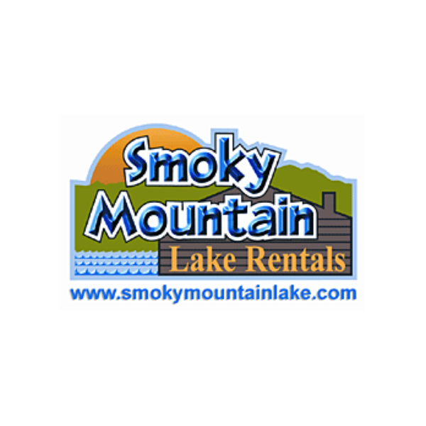 smoky mountain lake, llc logo a cabin rental place in east tennessee