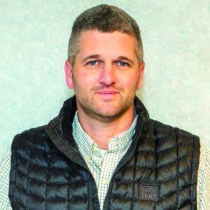 Jefferson County Chamber of Commerce Board Member Blake Ryman